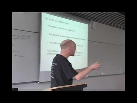 Requirements For Artificial General Intelligence - Eric Nivel