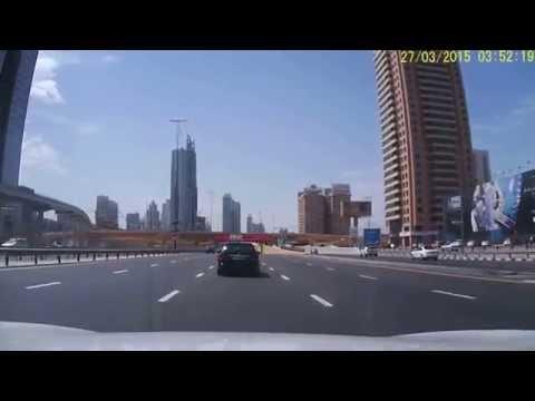 SZR Dubai And The DNS Dash Cam