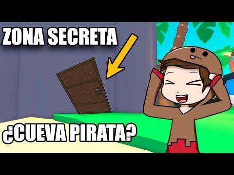 NUEVA ZONA SECRETA EN ADOPT ME ROBLOX?  *ISLA SECRETA Y CUEVA PIRATA*