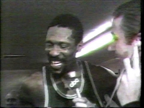 "BILL RUSSELL - 1969 NBA Finals : ""I Love This Game"""