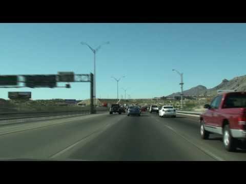 I-10 El Paso, Texas