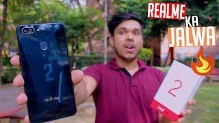 RealMe 2 FULL REVIEW in HINDI. (Har Ek Cheez Ka Khulasa) 10,000 me  SUPERHIT😱🔥