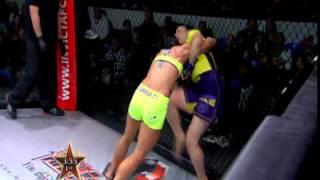 Julia Budd (3-2) vs. Danielle West (4-3-1) Invicta FC 3