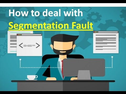 How to Solve Segmentation Fault Problem