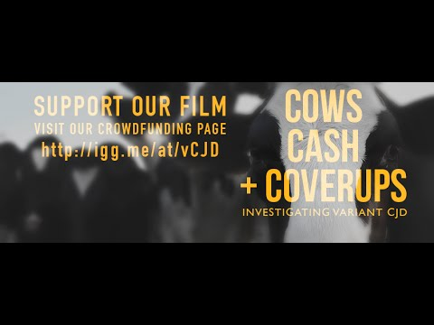 Cash, Cows & Coverups: Investigating vCJD