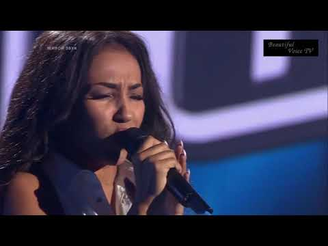 Victoria. 'Long Train Running'. The Voice Russia 2017.