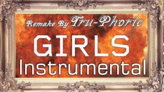 Kid Cudi - Girls ft Too Short Instrumental (Indicud)