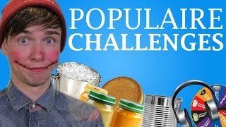 10 POPULAIRE CHALLENGES!