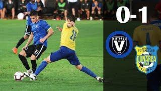 Telekom Sport: Viitorul - Dunarea Calarasi 0-1 (Liga 1, editia 2018 - 2019, et 1)