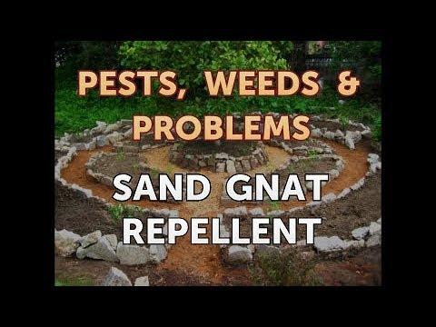 Sand Gnat Repellent