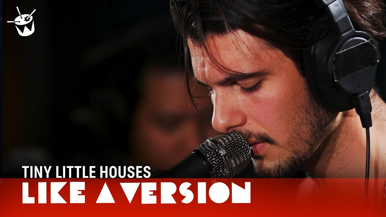 Tiny Little Houses cover ABBA 'SOS' for triple j's Like A Version