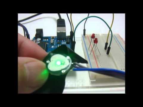 Arduino with Heart Rate Sensor