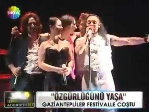 Hayko Cepkin& Şebnem Ferah &Aylin Aslım &Tnk& Badem Gaziantep Üniversitesi  (Show Haber)