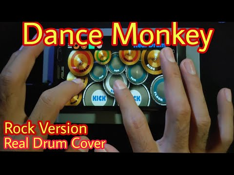 dance-monkey---tones-and-i---rock-version-|-real-drum-cover