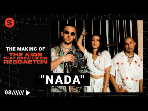 """The making of """"NADA"""" con Tainy: un track de su EP 'The Kids that Grew Up on Reggaeton'"""