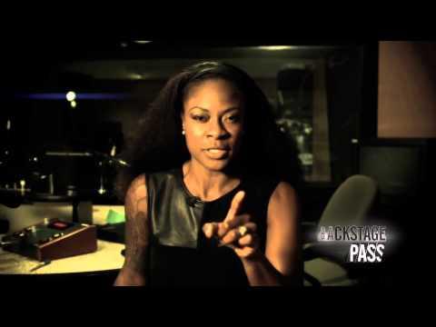 Jully Black visits CBCmusic 'Backstage Pass'