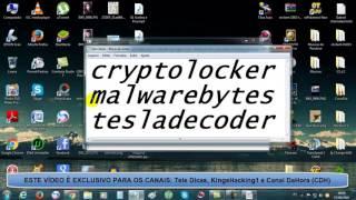 Como recuperar arquivos corrompidos pelos Vírus CryptoLocker e CryptoWall Ransonware
