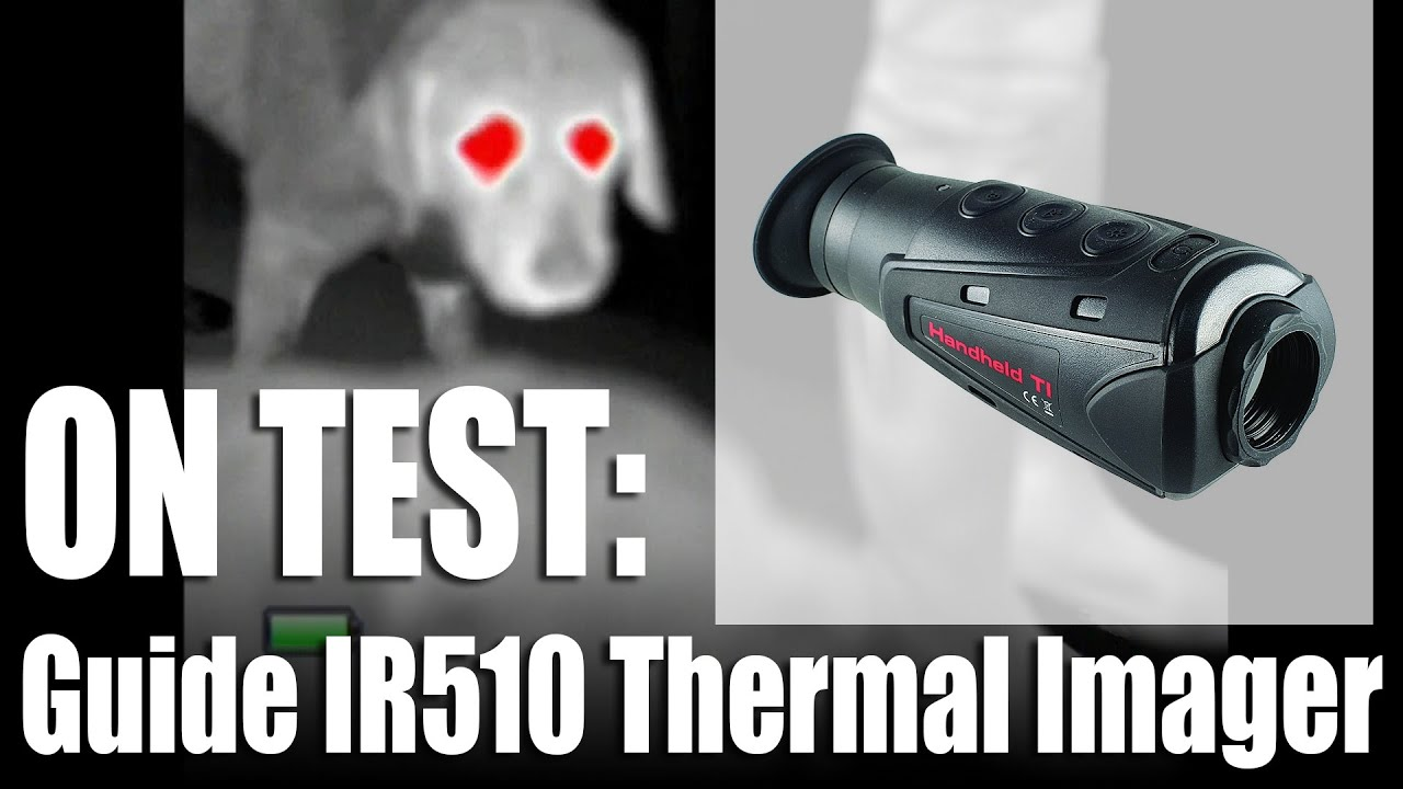 Guide infrared ir510-384 thermal imaging monocular.
