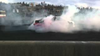 Repeat youtube video Gatebil 2012 Rudskogen - 240sx burnout