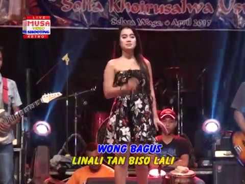 Imbangono Katresnanku Vocal:  Fitri Kecil * Live in Lengkong - Ketro, Nababa Karaoke
