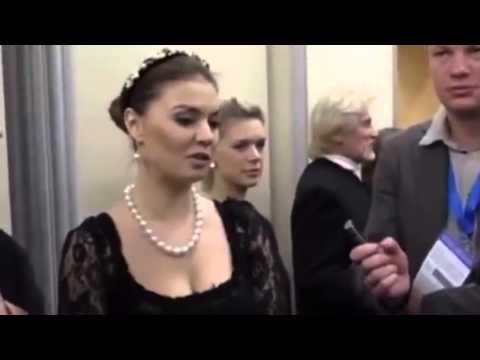 Russian Duma- Putin's Kabaeva Leaves rumored lover becomes pro-Kremlin media executive