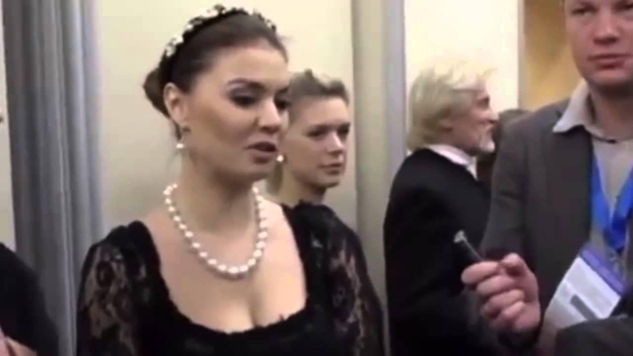 Alina Kabaeva revealed secrets 21.05.2014 34