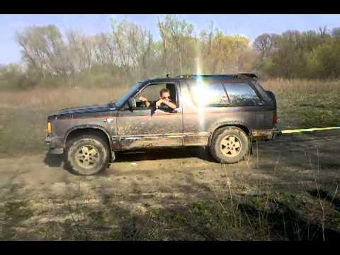 Grand Cherokee 59l Vs Blazer 43l Round 2 Youtube