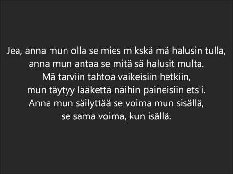 Cheek  - Timantit on ikuisia (Lyrics)