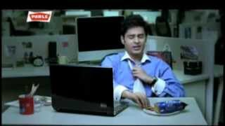 Shardul Pandit in Parle Top ad