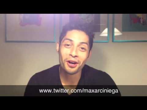 EXCLUSIVE! Max Arciniega's  on Breaking Bad Greek Blog