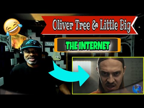 Oliver Tree & Little Big - The Internet Music Video - Producer Reaction