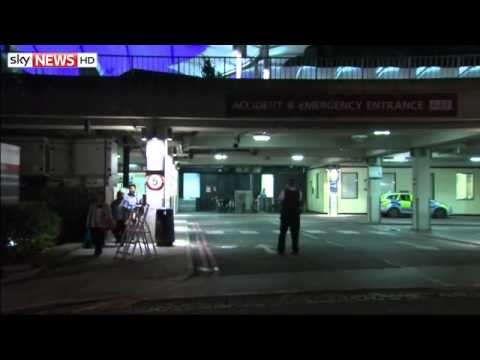 UK Ebola Victim Treated In London