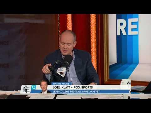 FOX Sports College Football Analyst Joel Klatt on Who Can Beat Alabama - 10/21/16