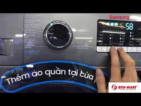 Hướng Dẫn Chi Tiết Cách Sử Dụng Máy Giặt Samsung Addwash Cửa Ngang
