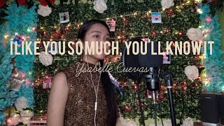 Download lagu I Like You So Much, You'll Know It- Patricia Sofia (Ysabelle Cuevas cover) [A Love So Beautiful OST]