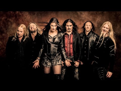 NIGHTWISH's Floor Jansen Discusses 'Endless Forms Most Beautiful', Songwriting & World Tour (2015)
