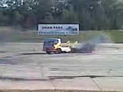 Steve Coulter - Truck Racing - Top Gear Drifting