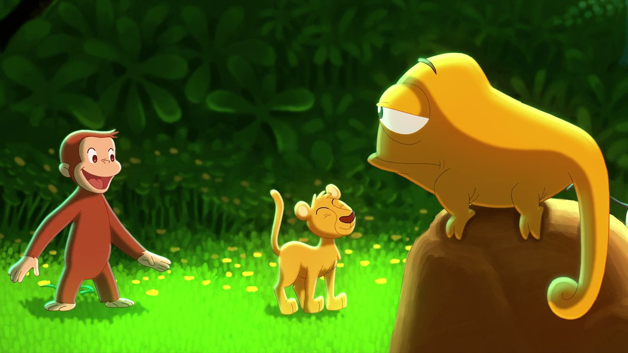 Download Curious George (1/5) - Upside Down (Song) HD