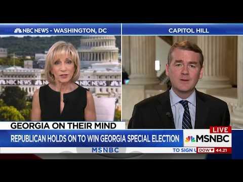 Sen. Michael Bennet MSNBC on Health Care
