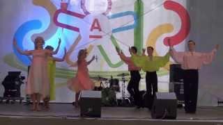 Бал-шоу Шарм М и С Лавриковы-танец