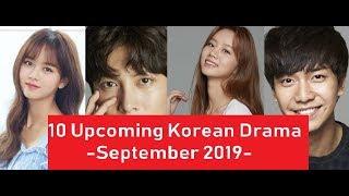 10 Upcoming Korean Drama this September 2019