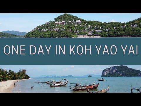 Thailand | Koh Yao Yai 4k