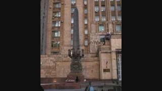 Un paseo por Moscú