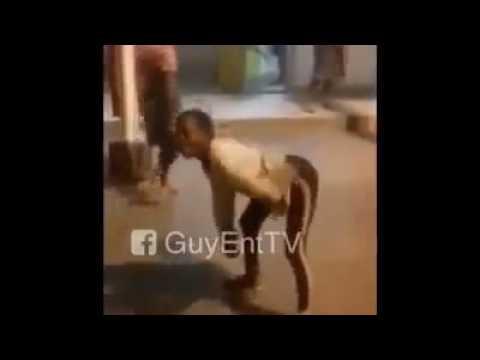 Guyana blow song