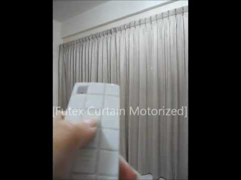 Futex Curtain Motorized.wmv