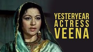 The Incomparable Actress Veena | Tabassum Talkies