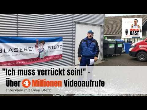 """""""Ich muss verrrückt sein"""" - Über 4 Millionen Videoaufrufe – Interview mit Sven Sterz"""