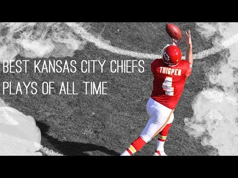Best Chiefs Plays of All Time (pt. I)