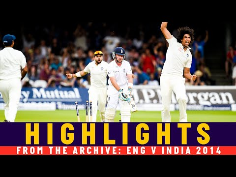 Bhuvi and Sharma's Test Best Figures as India Win at Lord's!
