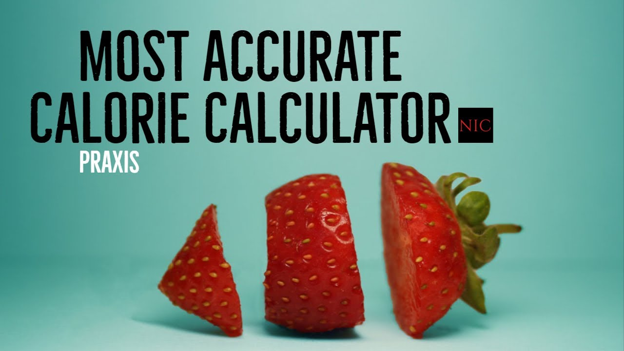 PX: Using the MOST ACCURATE Calorie Calculator